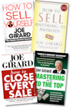 The Complete Joe Girard Book Collection