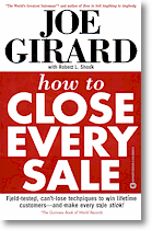 """How to Close Every Sale"" by Joe Girard"