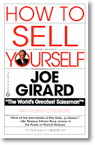 """How to Sell Yourself"" by Joe Girard"