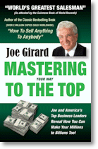 """Mastering Your Way to the Top"" by Joe Girartd"
