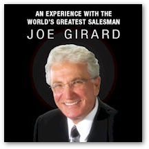 Joe Girard Speech on CD