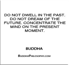 Concentrate on the Moment