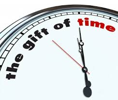 Time - That Precious Gift